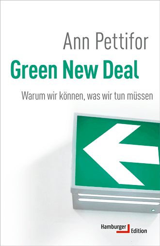 Cover Pettifor, Green New Deal